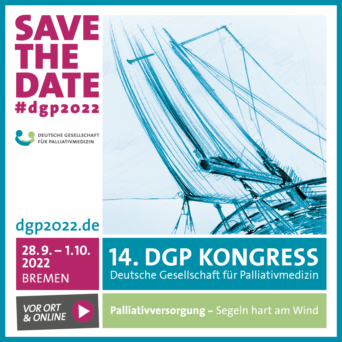 Save the date DGP 2022